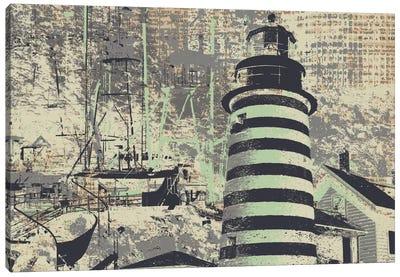 Shoreline Canvas Art Print