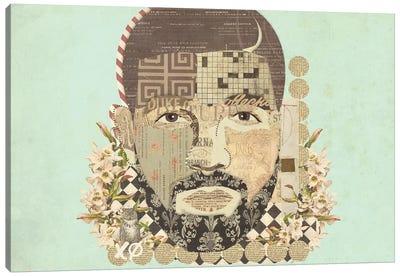 Drake Canvas Art Print