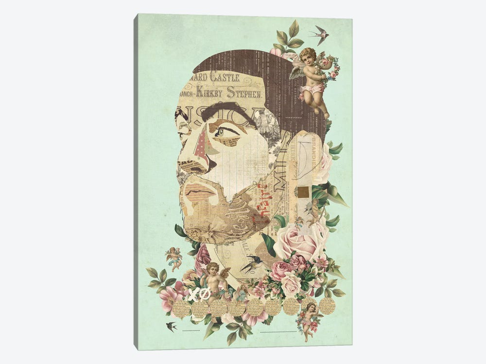 Mac Miller by Kyle Mosher 1-piece Canvas Art Print
