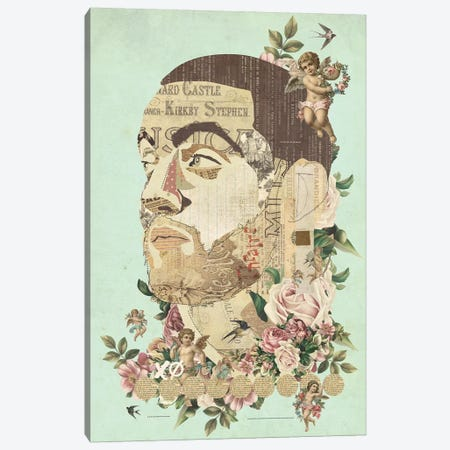 Mac Miller Canvas Print #KMR68} by Kyle Mosher Canvas Print