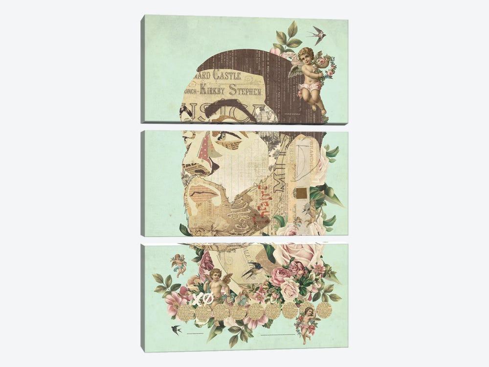 Mac Miller by Kyle Mosher 3-piece Canvas Print