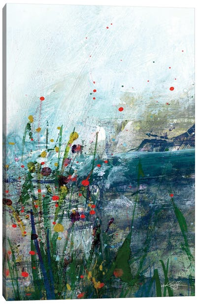 Serenity Walk XVII Canvas Art Print