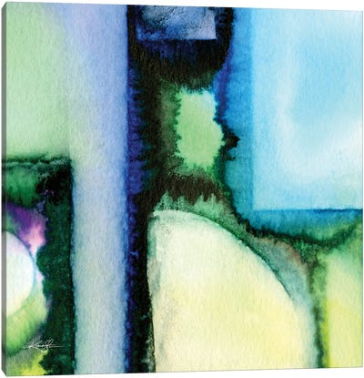 Abstract Harmony IV Canvas Art Print