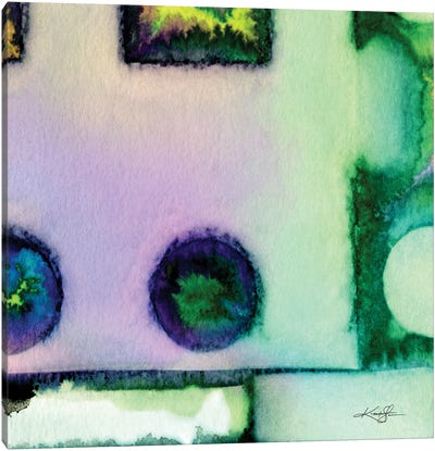 Abstract Harmony VIII Canvas Art Print