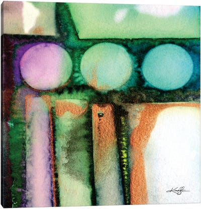 Abstract Harmony XII Canvas Art Print