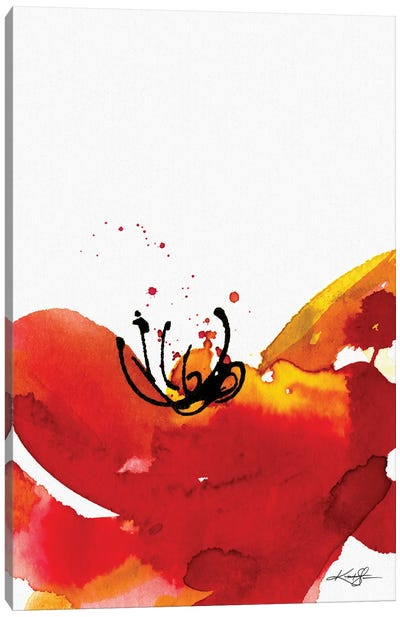 Soul Flower XLVI Canvas Art Print