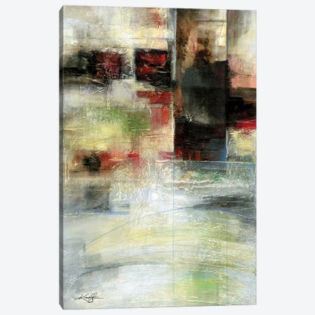 Poetic Connections Canvas Print #KMS146} by Kathy Morton Stanion Canvas Art