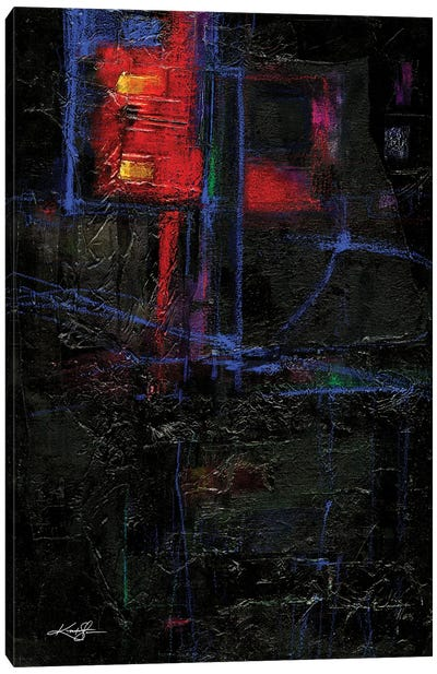 Urban Soul II Canvas Art Print