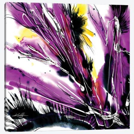 Organic Ecstasy LVII Canvas Print #KMS160} by Kathy Morton Stanion Art Print