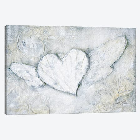 Angel Heart Canvas Print #KMS166} by Kathy Morton Stanion Canvas Wall Art