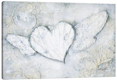 Angel Heart Canvas Art Print