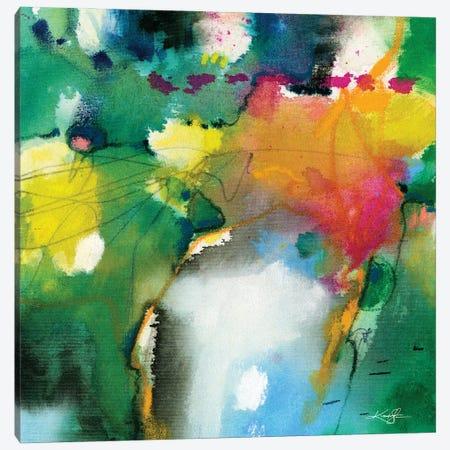 Summer Dance III Canvas Print #KMS169} by Kathy Morton Stanion Art Print