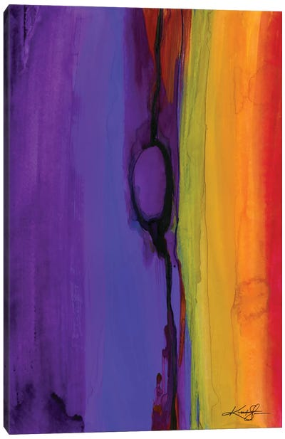 Mystic Wander II Canvas Art Print