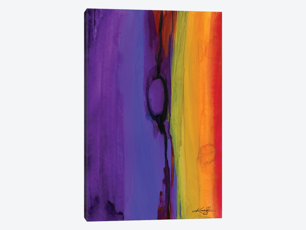 Mystic Wander II by Kathy Morton Stanion 1-piece Canvas Wall Art