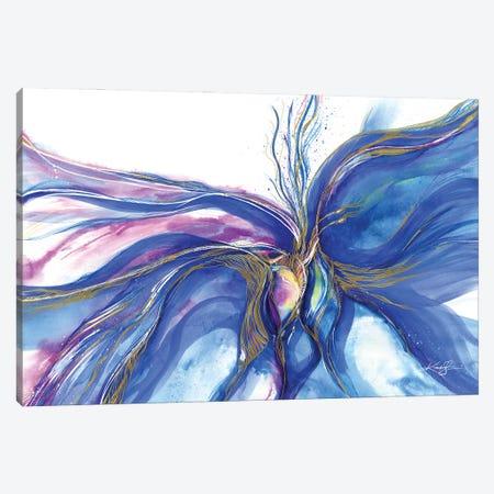 Awakening I Canvas Print #KMS184} by Kathy Morton Stanion Canvas Wall Art