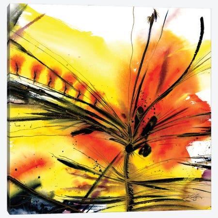 Organic Ecstasy LVII Canvas Print #KMS188} by Kathy Morton Stanion Canvas Art Print