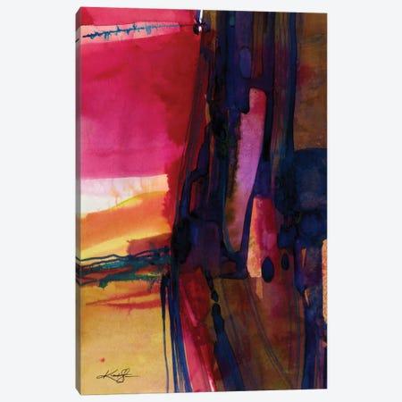 Mystic Wander III Canvas Print #KMS18} by Kathy Morton Stanion Canvas Print