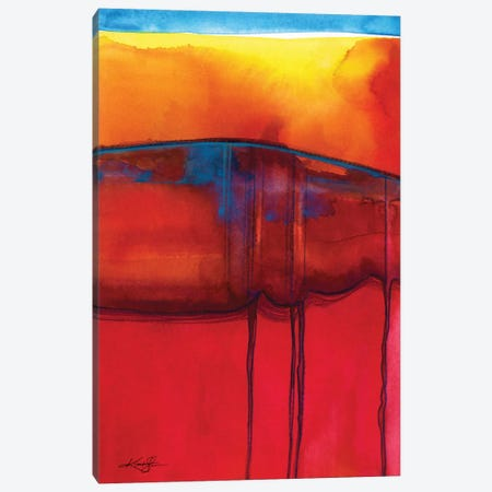 Mystic Wander V Canvas Print #KMS19} by Kathy Morton Stanion Canvas Art Print