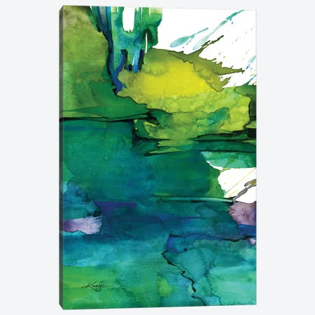 Ethereal Moments I Canvas Print #KMS1} by Kathy Morton Stanion Canvas Art Print