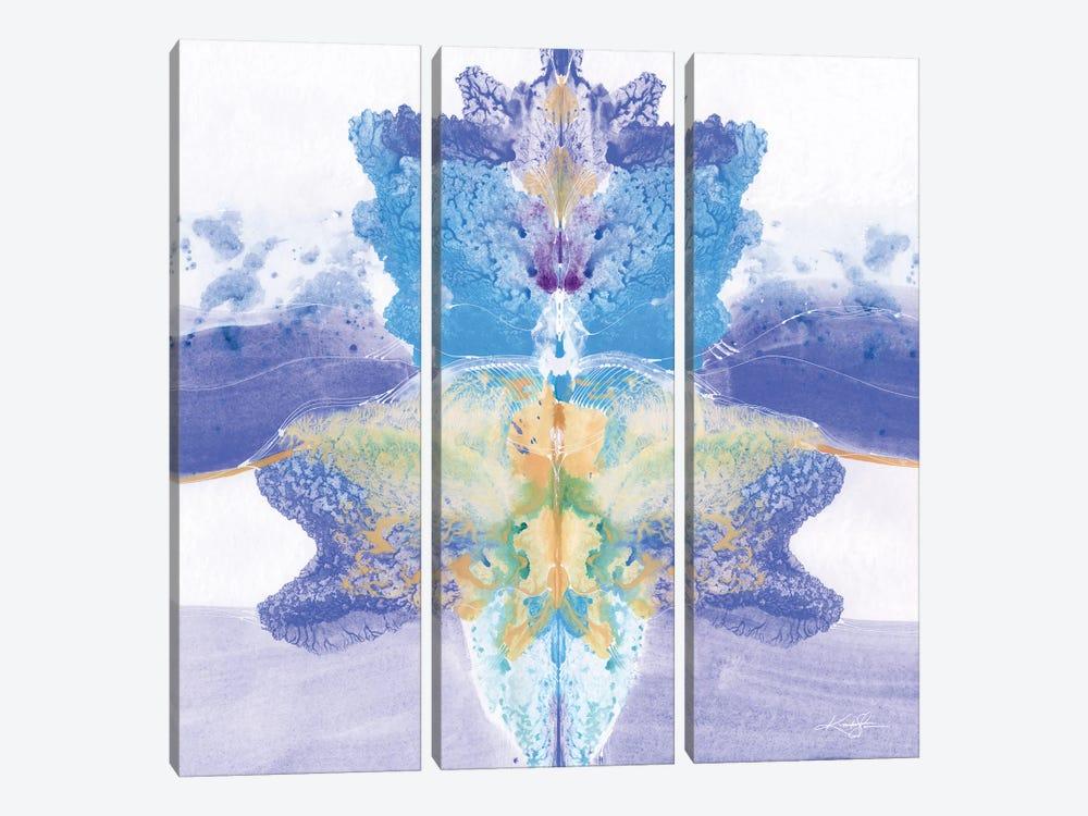 Dream State I by Kathy Morton Stanion 3-piece Canvas Art Print