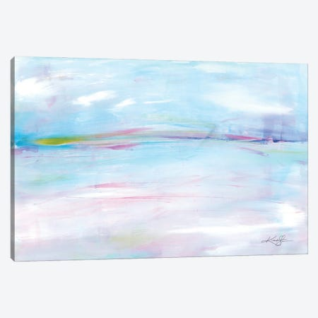 Lost In Tranquility II Canvas Print #KMS207} by Kathy Morton Stanion Art Print