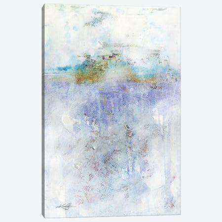 Lost In Tranquility II-II Canvas Print #KMS208} by Kathy Morton Stanion Canvas Wall Art