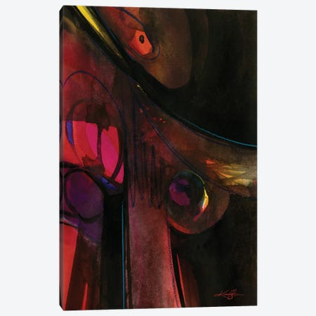 Mystic Wander VI 3-Piece Canvas #KMS20} by Kathy Morton Stanion Canvas Artwork