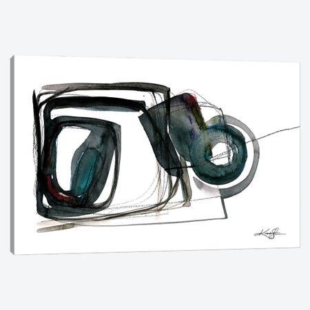 Searching Within IX Canvas Print #KMS212} by Kathy Morton Stanion Art Print