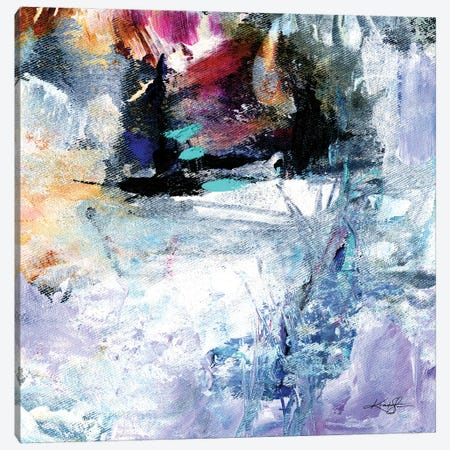 Abstract Musings XVII Canvas Print #KMS214} by Kathy Morton Stanion Canvas Art