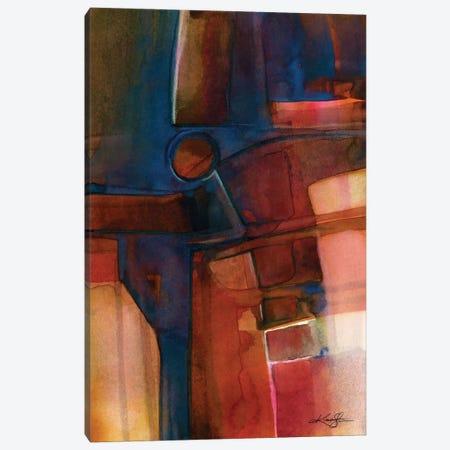 Mystic Wander VII Canvas Print #KMS21} by Kathy Morton Stanion Canvas Art