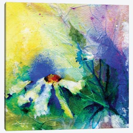 Daisy Canvas Print #KMS224} by Kathy Morton Stanion Art Print