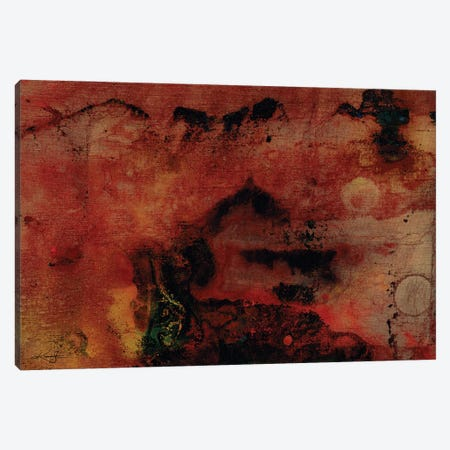 Mystical Abstraction IV Canvas Print #KMS228} by Kathy Morton Stanion Canvas Art