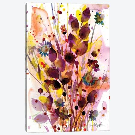 Autumn Joy III Canvas Print #KMS236} by Kathy Morton Stanion Canvas Artwork
