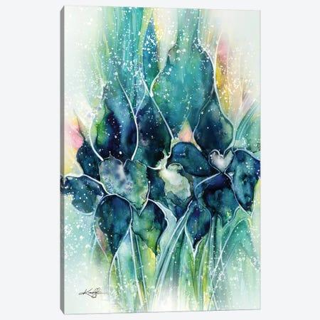 Royal Enchantment Canvas Print #KMS23} by Kathy Morton Stanion Canvas Art