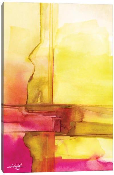 Sacred Balance I Canvas Art Print