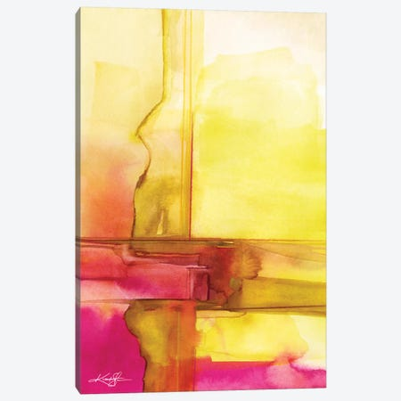 Sacred Balance I Canvas Print #KMS24} by Kathy Morton Stanion Canvas Art Print