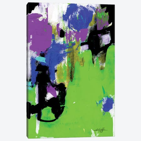 Color Song XXIV-III Canvas Print #KMS250} by Kathy Morton Stanion Canvas Print