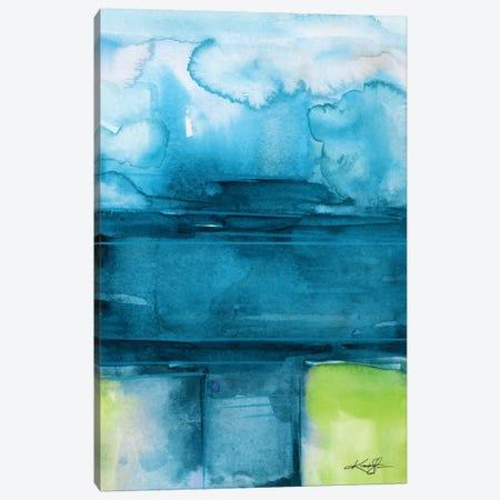 Sacred Balance II Canvas Print #KMS25} by Kathy Morton Stanion Canvas Art Print