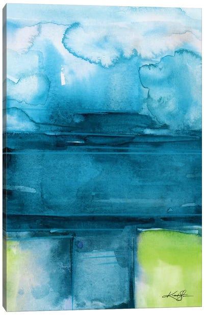 Sacred Balance II Canvas Art Print