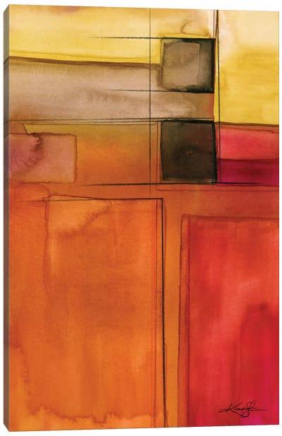 Sacred Balance IV Canvas Art Print