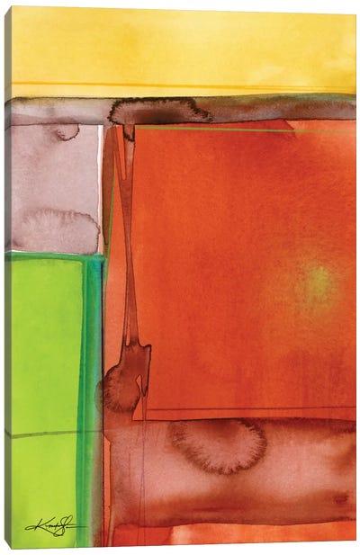 Sacred Balance V Canvas Art Print