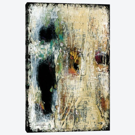 Mysterious Encounters I Canvas Print #KMS295} by Kathy Morton Stanion Canvas Wall Art