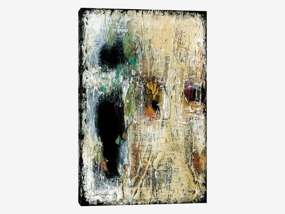 Mysterious Encounters I by Kathy Morton Stanion 1-piece Canvas Artwork