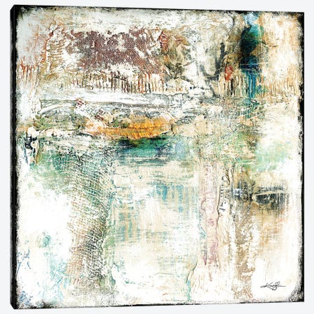 When Love Remains I Canvas Print #KMS299} by Kathy Morton Stanion Art Print