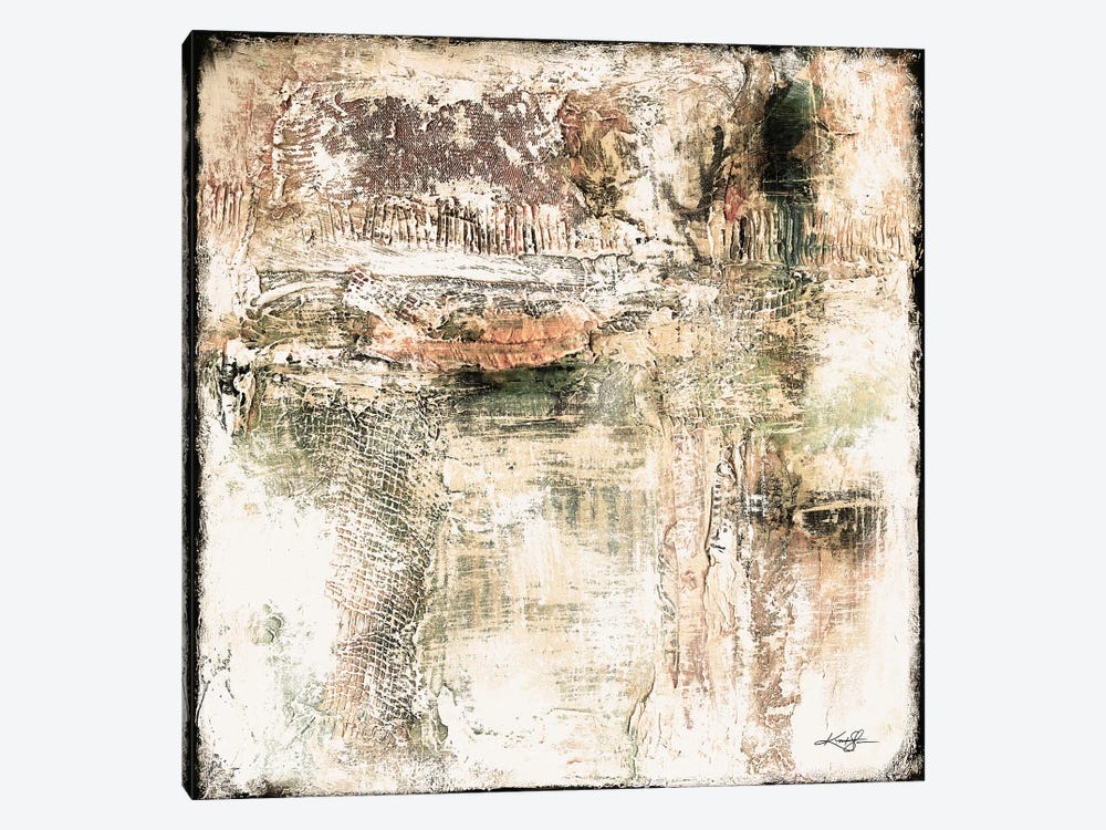 When Love Remains I-III by Kathy Morton Stanion 1-piece Canvas Artwork