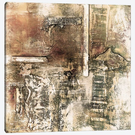 When Love Remains II-III Canvas Print #KMS304} by Kathy Morton Stanion Canvas Art