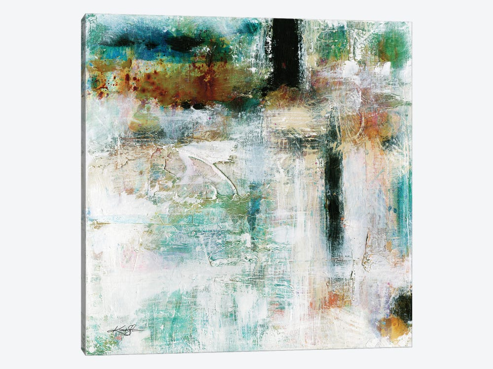 Moving Forward I by Kathy Morton Stanion 1-piece Canvas Wall Art