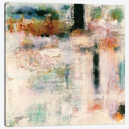 Moving Forward I-III Canvas Print #KMS307} by Kathy Morton Stanion Canvas Art