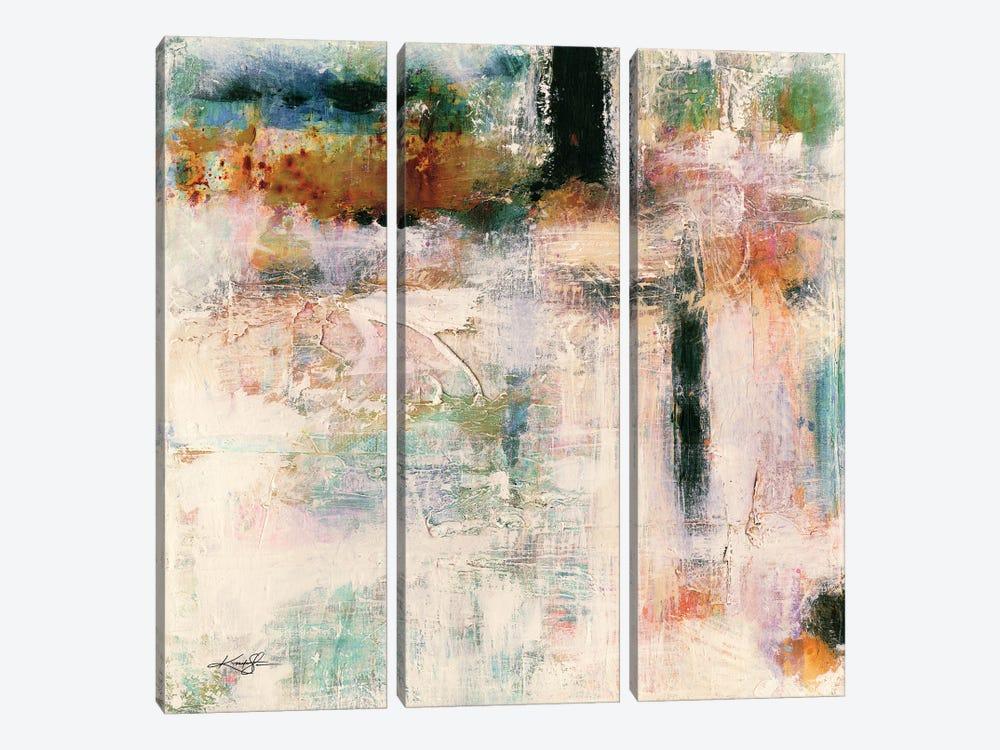 Moving Forward I-III by Kathy Morton Stanion 3-piece Canvas Artwork