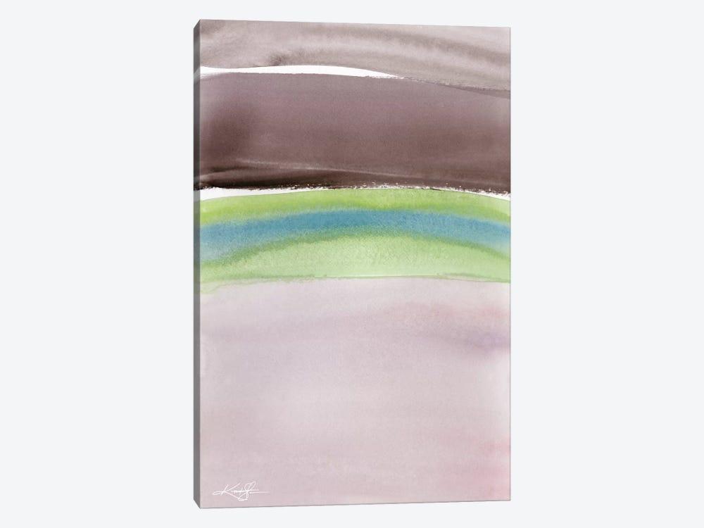 Serene Moments I by Kathy Morton Stanion 1-piece Canvas Print